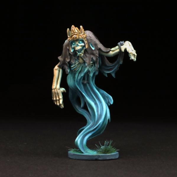 Tomb Guardians: Wraith