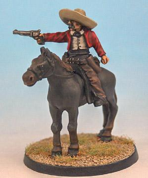 Tombstone: Carlos the Mounted Mexican