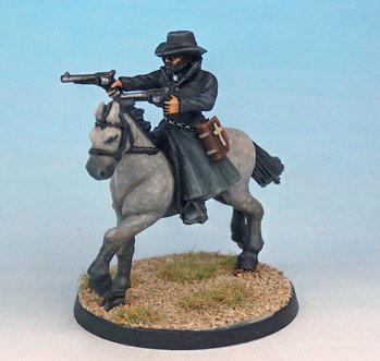 Tombstone: Preacher Mounted