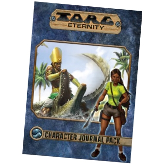 Torg Eternity: Character Journal Pack