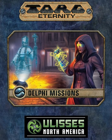 Torg Eternity: Delphi Missions - Rising Storm