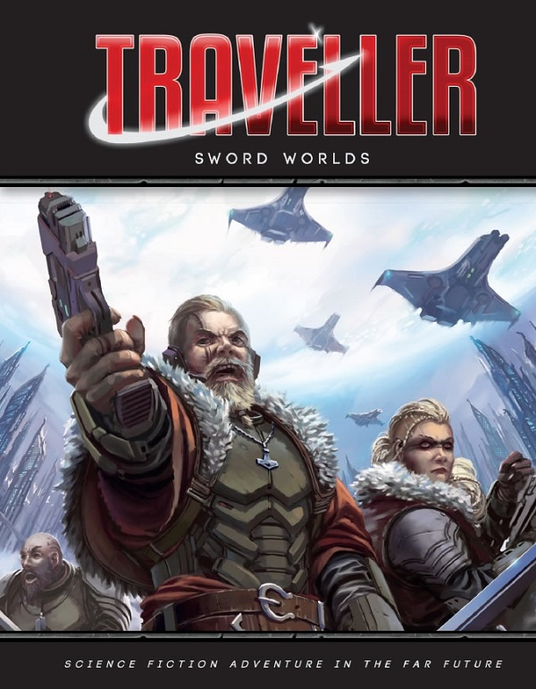 Traveller: Sword Worlds