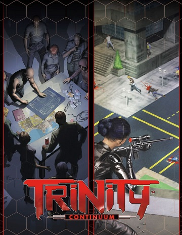 Trinity Continuum: Reference Screen
