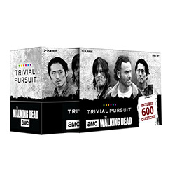 Trivial Pursuit: The Walking Dead