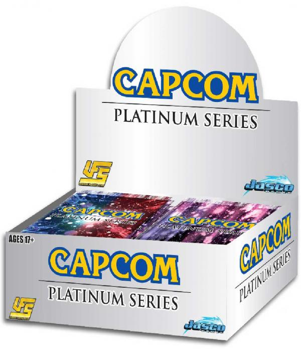 UFS: Capcom Platinum Series- Booster Pack