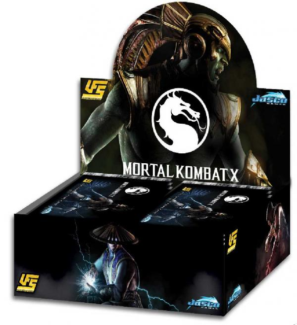UFS: Mortal Kombat- Booster Pack