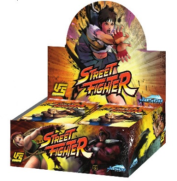 UFS: Street Fighter- Booster