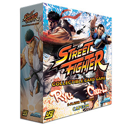 UFS: Street Fighter- Chun Li vs Ryu Starter