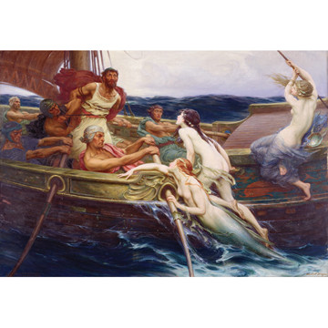 Perre Group Puzzles: Ulysses And The Sirens