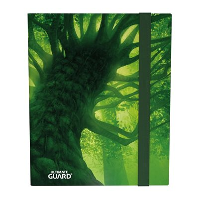 Ultimate Guard: 9 Pocket FlexXfolio Lands Edition: Forest