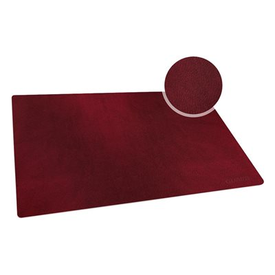 Ultimate Guard: Playmat SophoSkin Dark Red