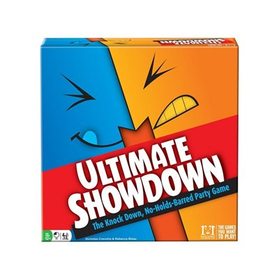Ultimate Showdown [Damaged]