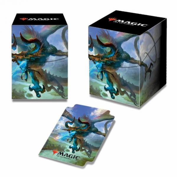 Ultra Pro 100+ Deck Box: Magic The Gathering- Nicol Bolas, the Ravager