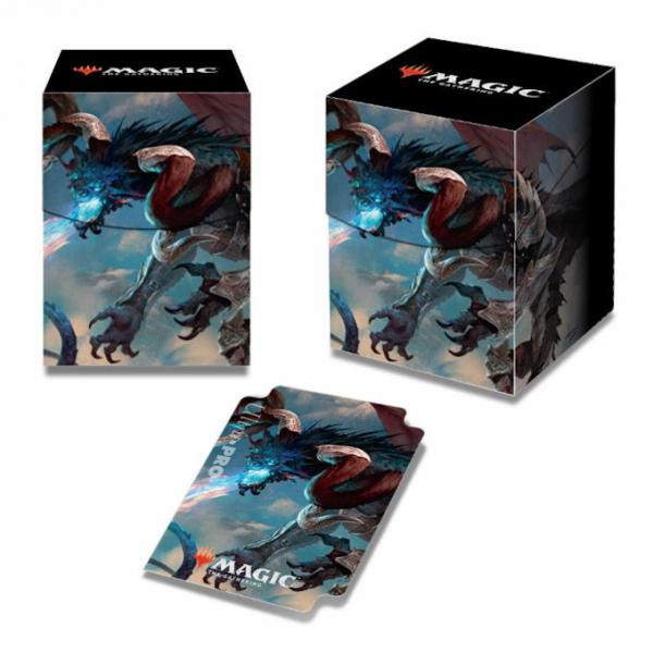 Ultra Pro 100+ Deck Box: Magic The Gathering- Palladia-Mors, the Ruiner