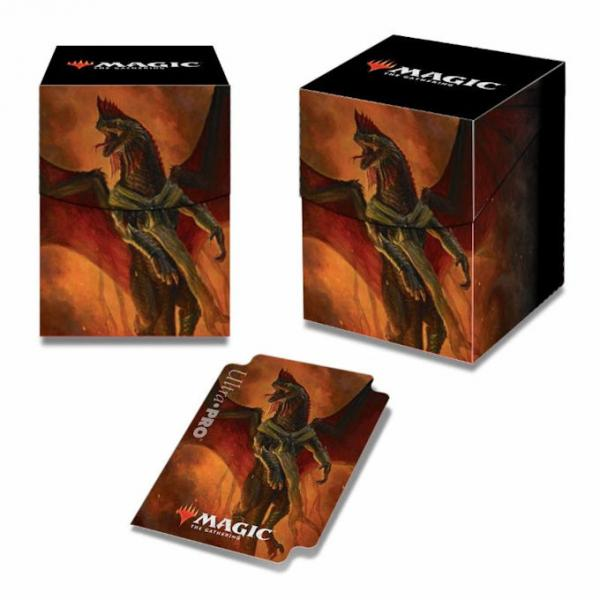 Ultra Pro 100+ Deck Box: Magic The Gathering- Vaevictis Asmadi, the Dire