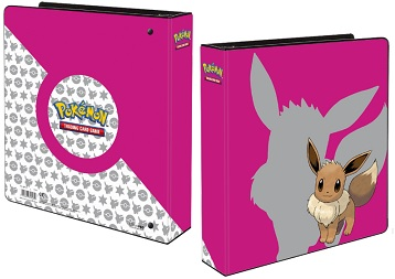 Ultra Pro 2 inch Binder: Pokemon Eevee 2019
