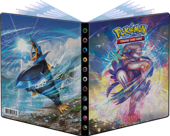 Pokemon: 4-Pocket Portfolio: Sword and Shield - Battle Styles