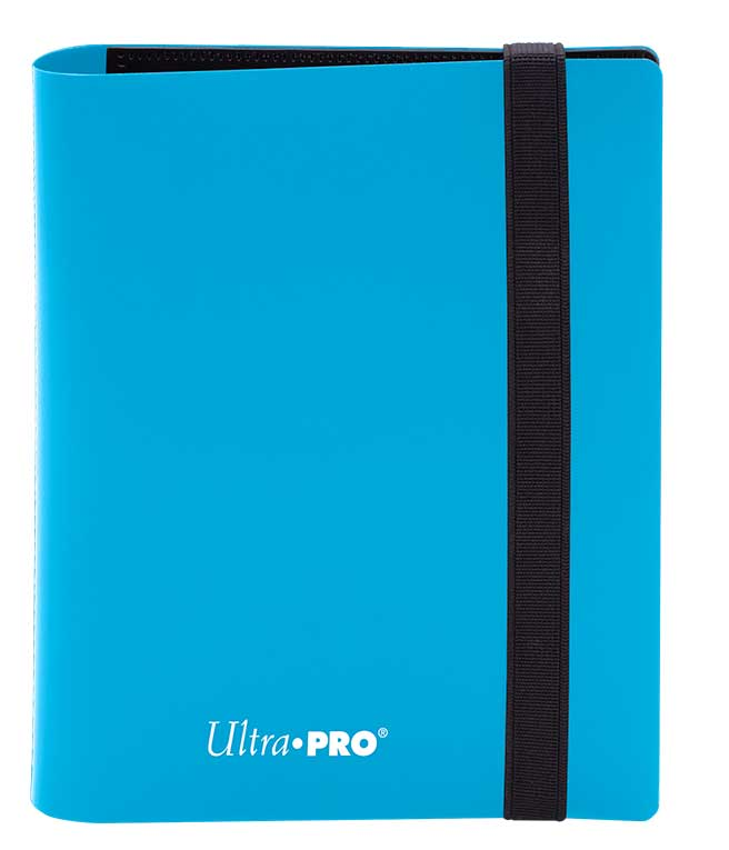 Ultra Pro: 4-Pocket Pro-Binder Eclipse: Sky Blue