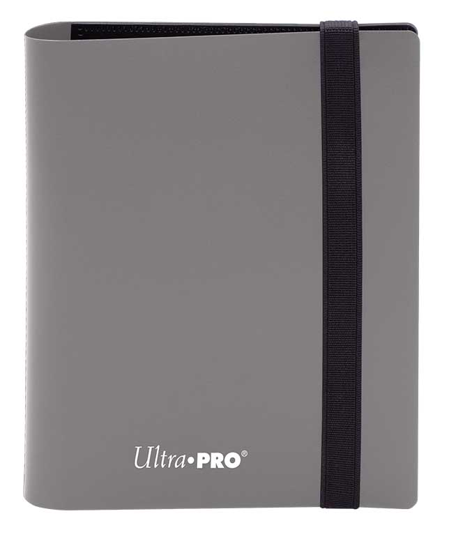 Ultra Pro: 4-Pocket Pro-Binder Eclipse: Smoke Grey