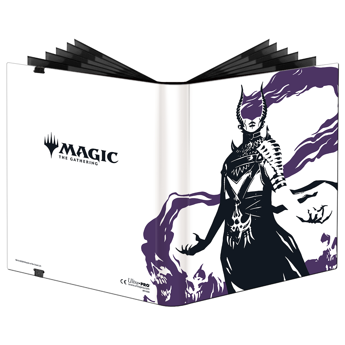 Ultra Pro 9-pocket PRO-Binder: Magic the Gathering- Ashiok