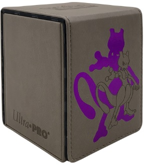 Ultra Pro: Alcove Flip Box: POKEMON MEWTWO