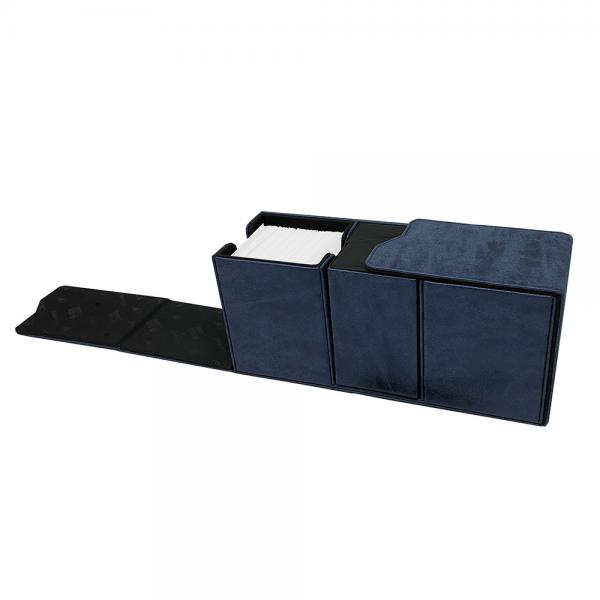 Ultra Pro: Alcove Vault Deck Box- Suede Blue