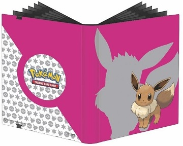 Ultra Pro Binder Pro: Pokemon Eevee 2019 9-Pocket