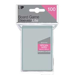 Ultra Pro: Board Game Sleeves Lite - 54 x 80mm