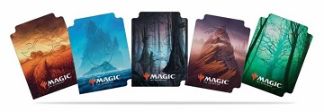 Ultra Pro: Card Dividers - Magic the Gathering Unstable Lands