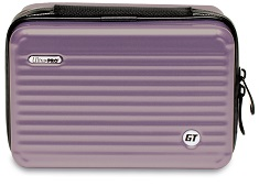Ultra Pro: Deck Box - GT Luggage Purple