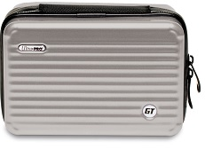 Ultra Pro: Deck Box - GT Luggage Silver