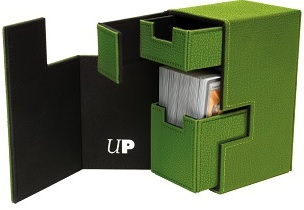 Ultra Pro: Deck Box - M2.1 Green
