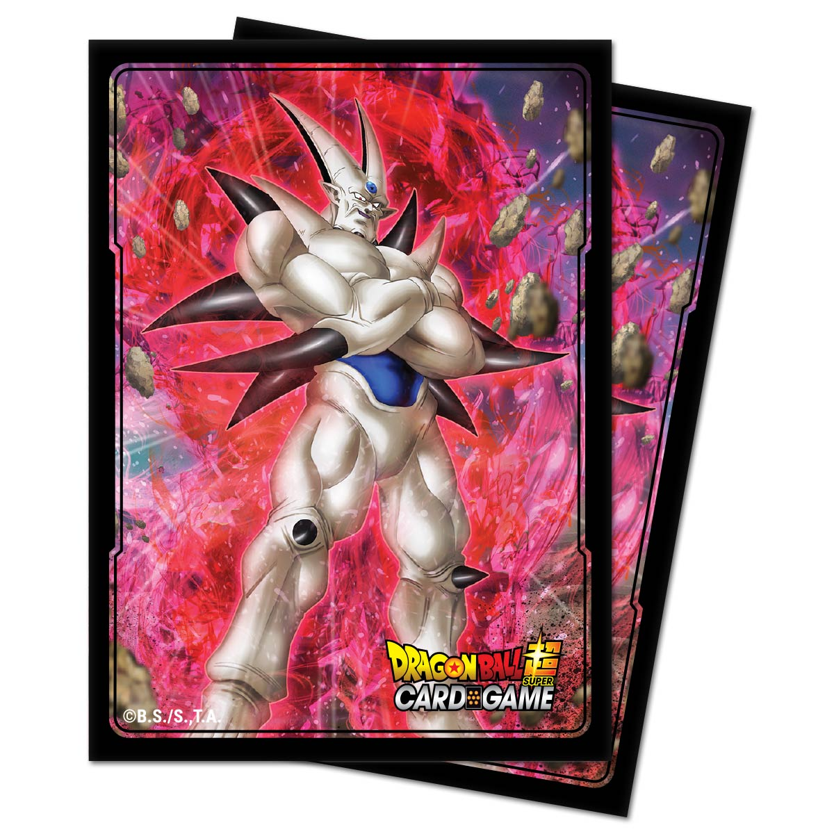 Ultra Pro: Deck Protector Sleeves (100): Dragon Ball Super- Syn Shenron