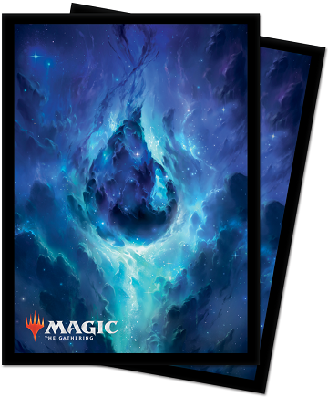 Ultra Pro: Deck Protector Sleeves (100): Magic: The Gathering: Celestial Island