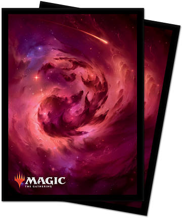 Ultra Pro: Deck Protector Sleeves (100): Magic: The Gathering: Celestial Plains