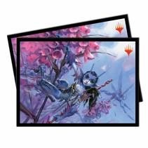 Ultra Pro Deck Protector Sleeves (100): Magic The Gathering- Ultimate Masters v1
