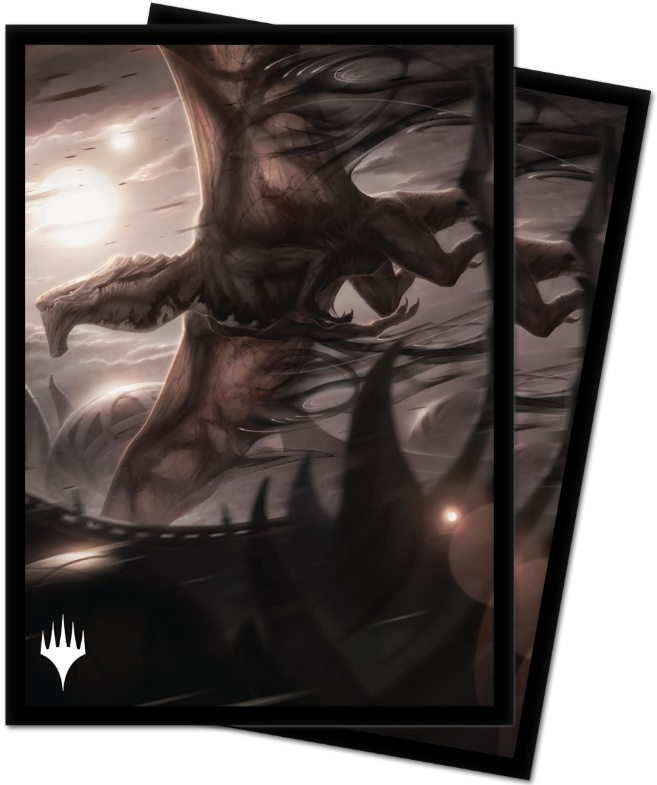 Ultra Pro Deck Protector Sleeves (100ct): Magic The Gathering: Strixhaven V1