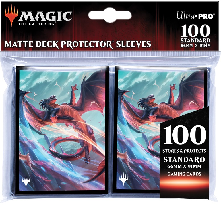 Ultra Pro Deck Protector Sleeves (100ct): Magic The Gathering: Strixhaven V2