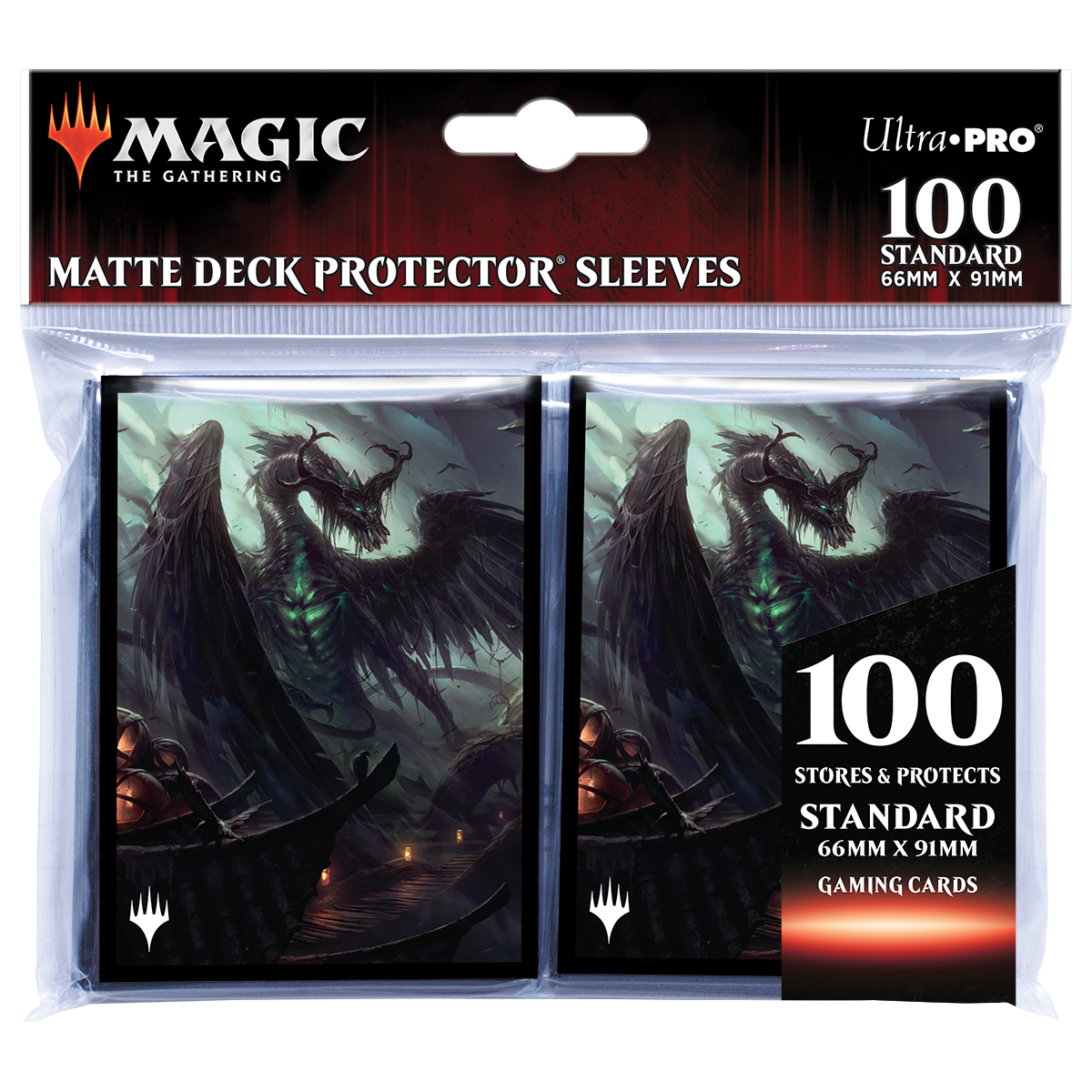 Ultra Pro Deck Protector Sleeves (100ct): Magic The Gathering: Strixhaven V3