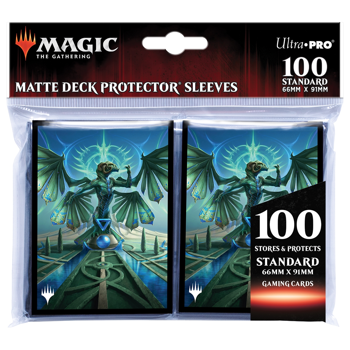 Ultra Pro Deck Protector Sleeves (100ct): Magic The Gathering: Strixhaven V5