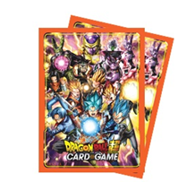 Ultra Pro: Deck Protector Sleeves (65): Dragon Ball Super-ALL STARS