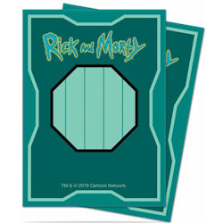 Ultra Pro: Deck Protector Sleeves (65): Rick and Morty V1