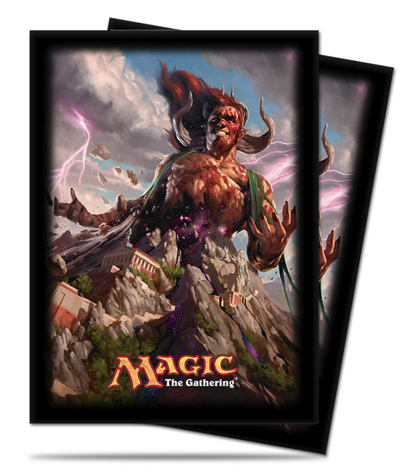 Ultra Pro: Deck Protector Sleeves (80): Born of The Gods Version 2
