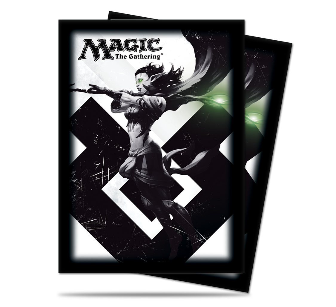 Ultra Pro: Deck Protector Sleeves (80): Magic 2015 Version 5