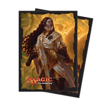 Ultra Pro Deck Protector Sleeves (80): Magic The Gathering- Rivals of Ixalan V2