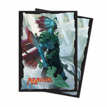 Ultra Pro Deck Protector Sleeves (80): Magic The Gathering- Rivals of Ixalan V3