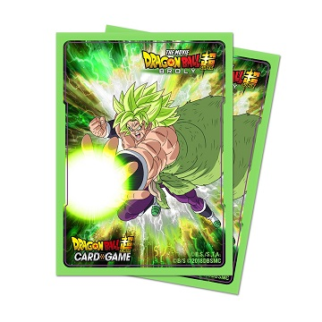 Ultra Pro Deck Protectors: Dragonball Super - Broly (65ct)
