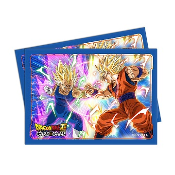 Ultra Pro Deck Protectors: Dragonball Super - Vegeta Vs. Goku (65ct)