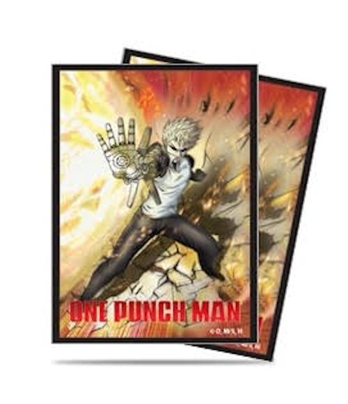 Ultra Pro: Deck Protectors: One-Punch Man- Genos