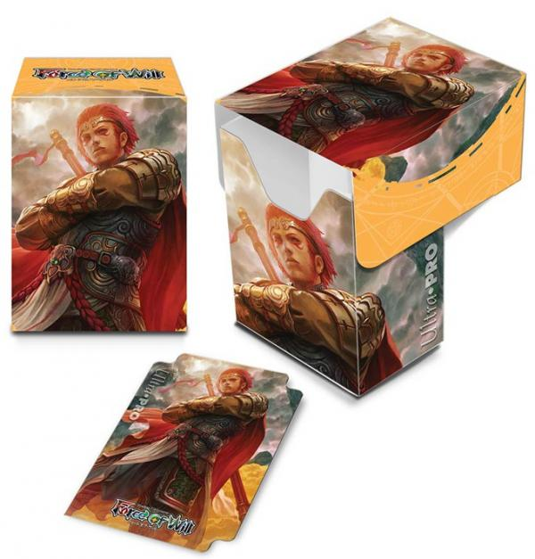 Ultra Pro: Force Of Will Deck Box: SUN WUKONG